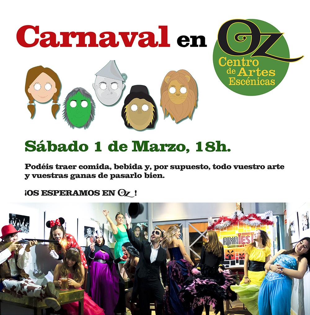 Fiesta de Carnaval en Oz