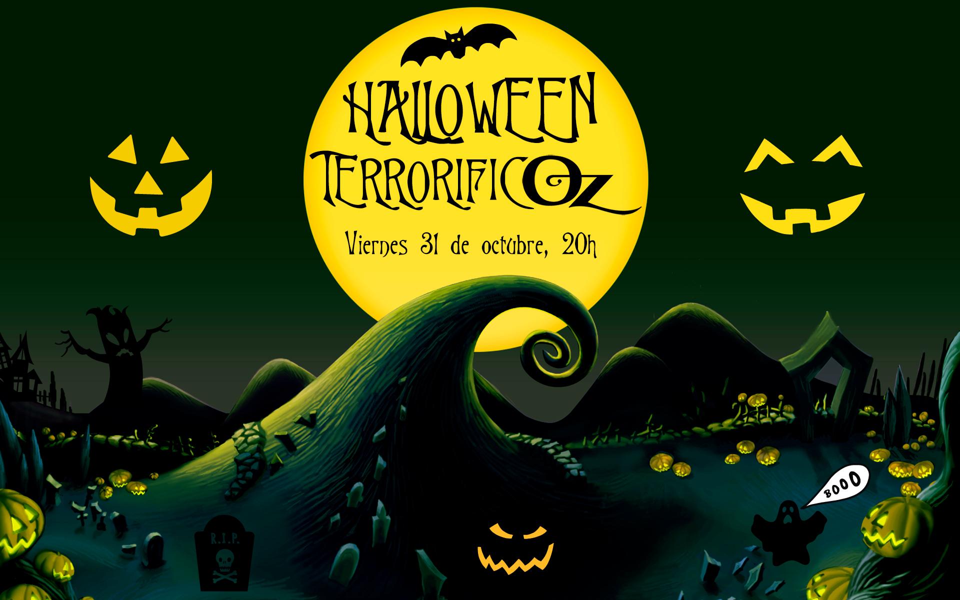 Fiesta de Halloween en Oz Centro de Artes Escénicas
