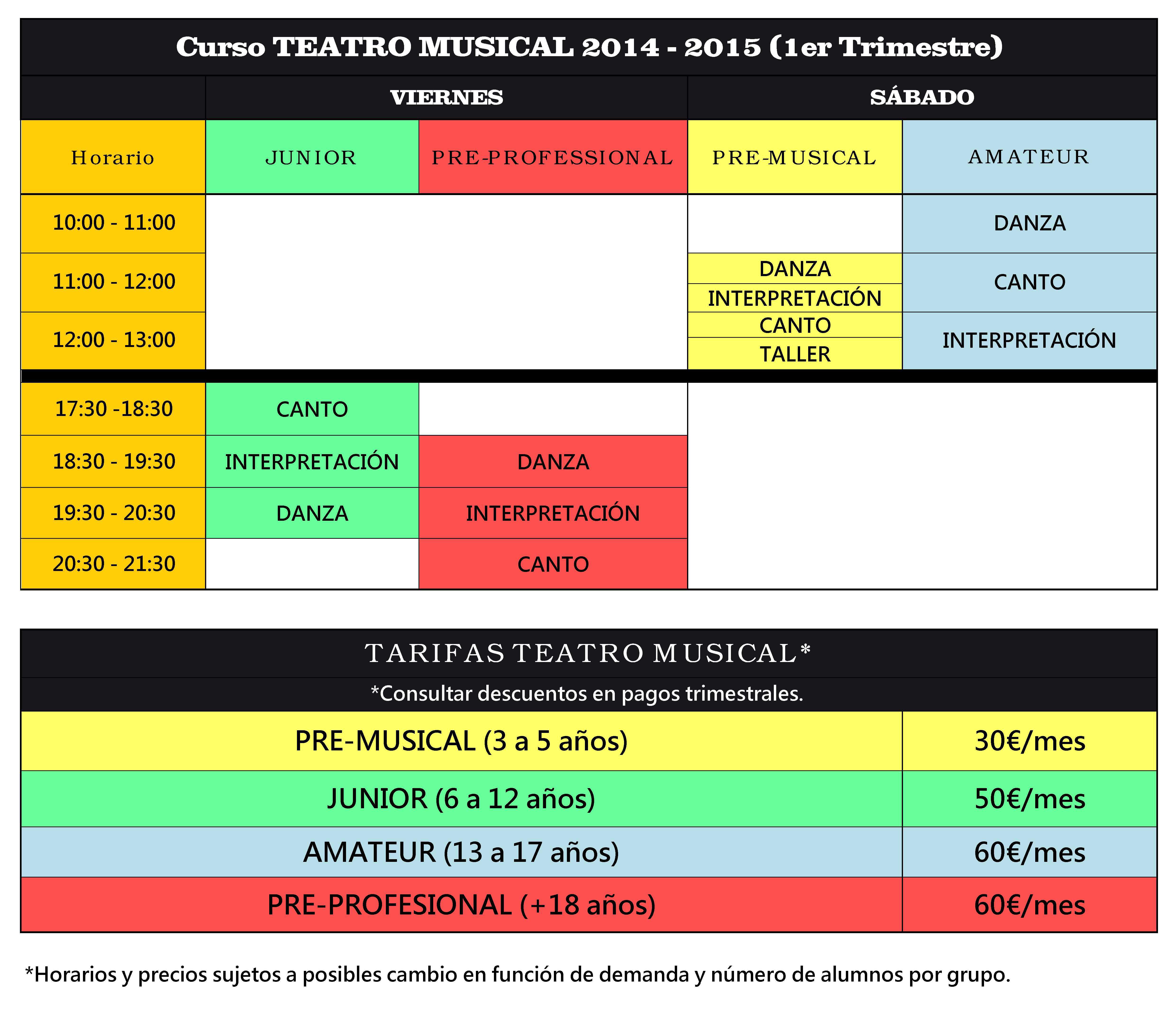 Horarios_Tarifas_Teatro_Musical
