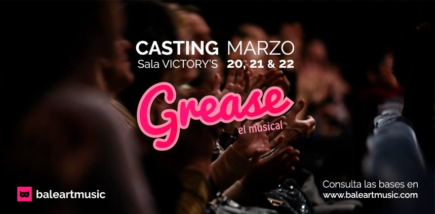casting-musical-grease-mallorca