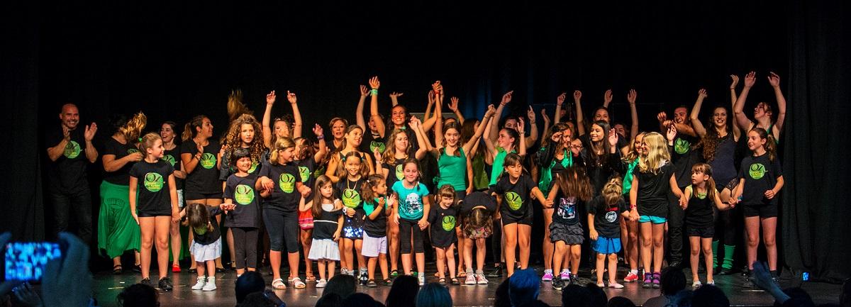 """""""Bienvenidos a Oz"""", Musical de Fin de Curso 2014"""