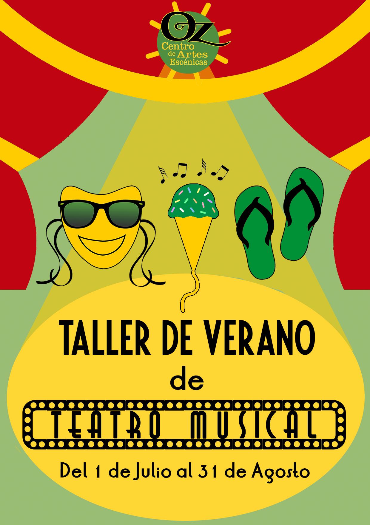 Taller_Verano_Teatro_Musical_Oz