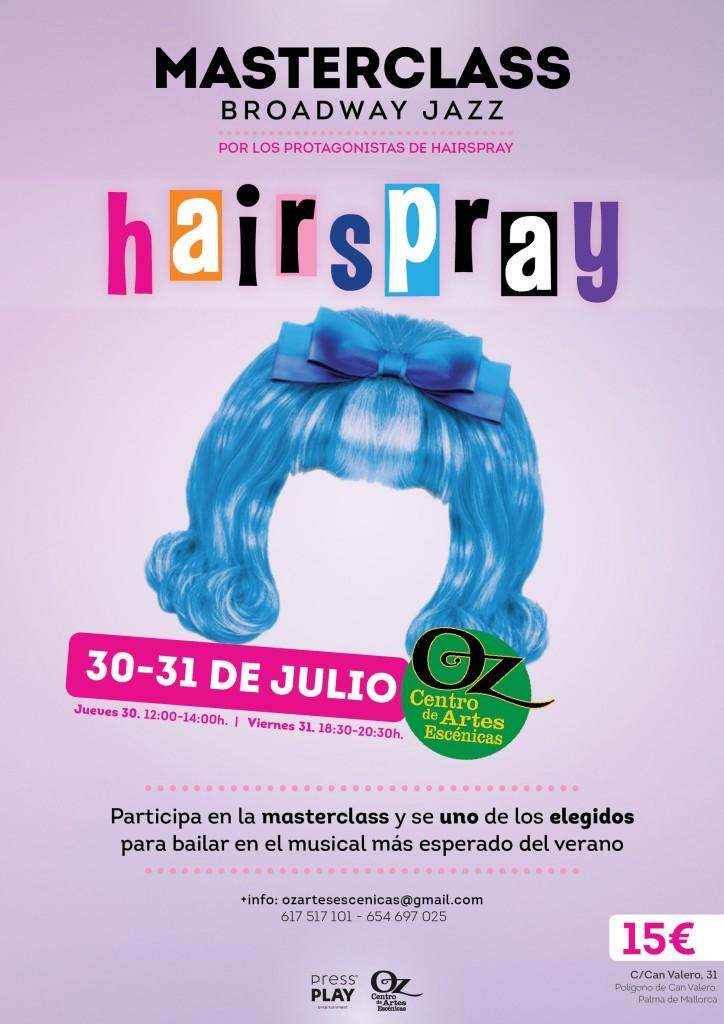 masterclass_Hairspray_OZArtesEscenicas