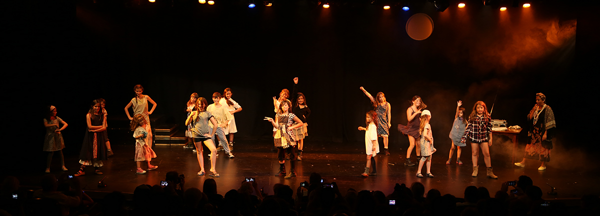 Teatro Musical para Niños