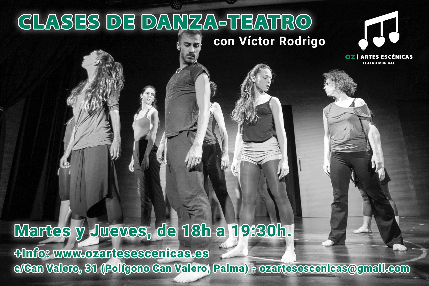 clases-danza-teatro-oz-artes-escenicas