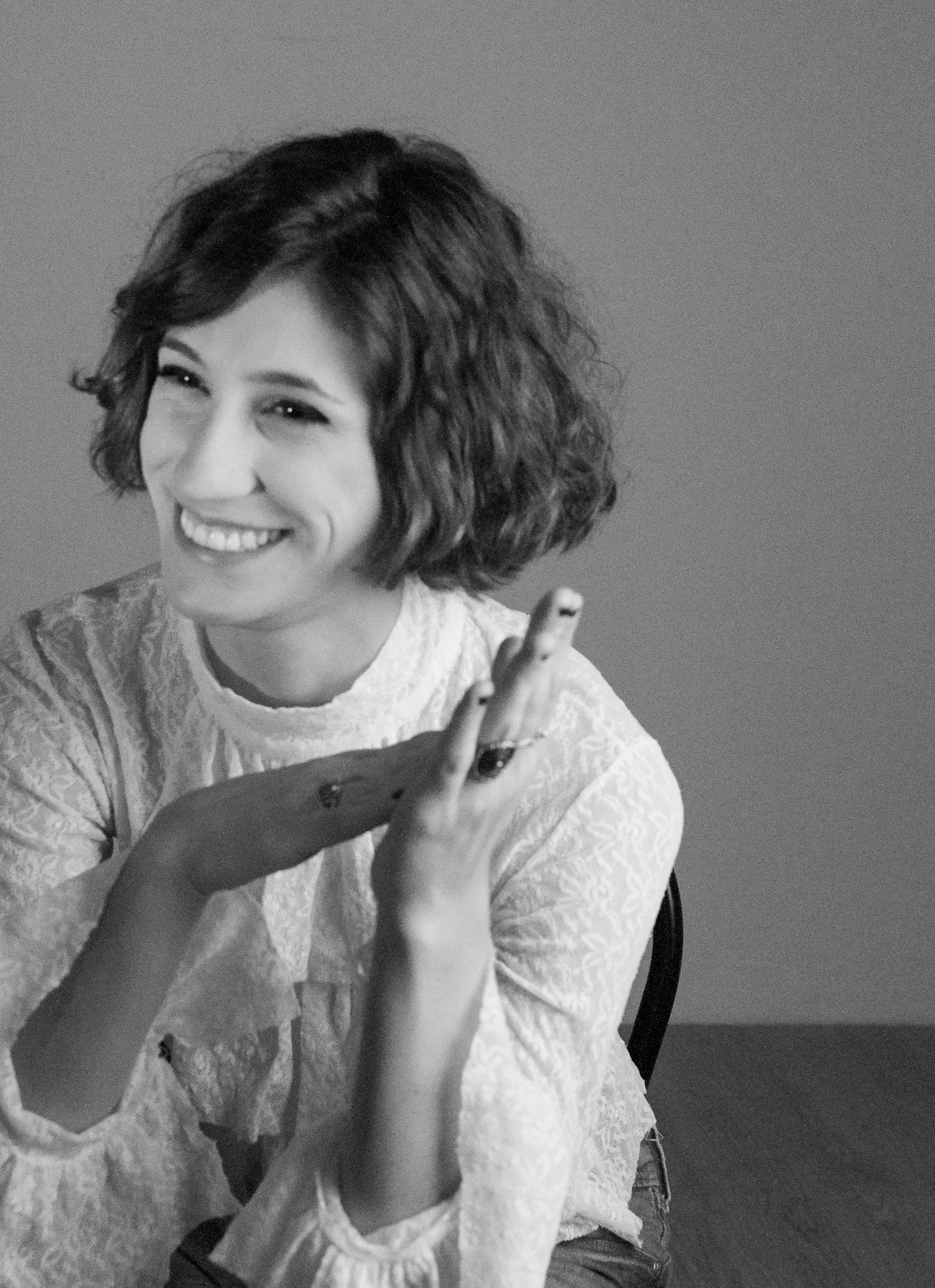 Aina García-Paredes Zuazaga : Profesora de Interpretación Teatro Musical Infantil