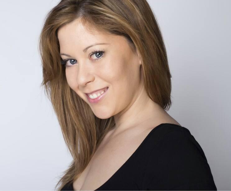 Natalia Salom : Profesora de Canto Teatro Musical (Infantil), Técnica de Canto
