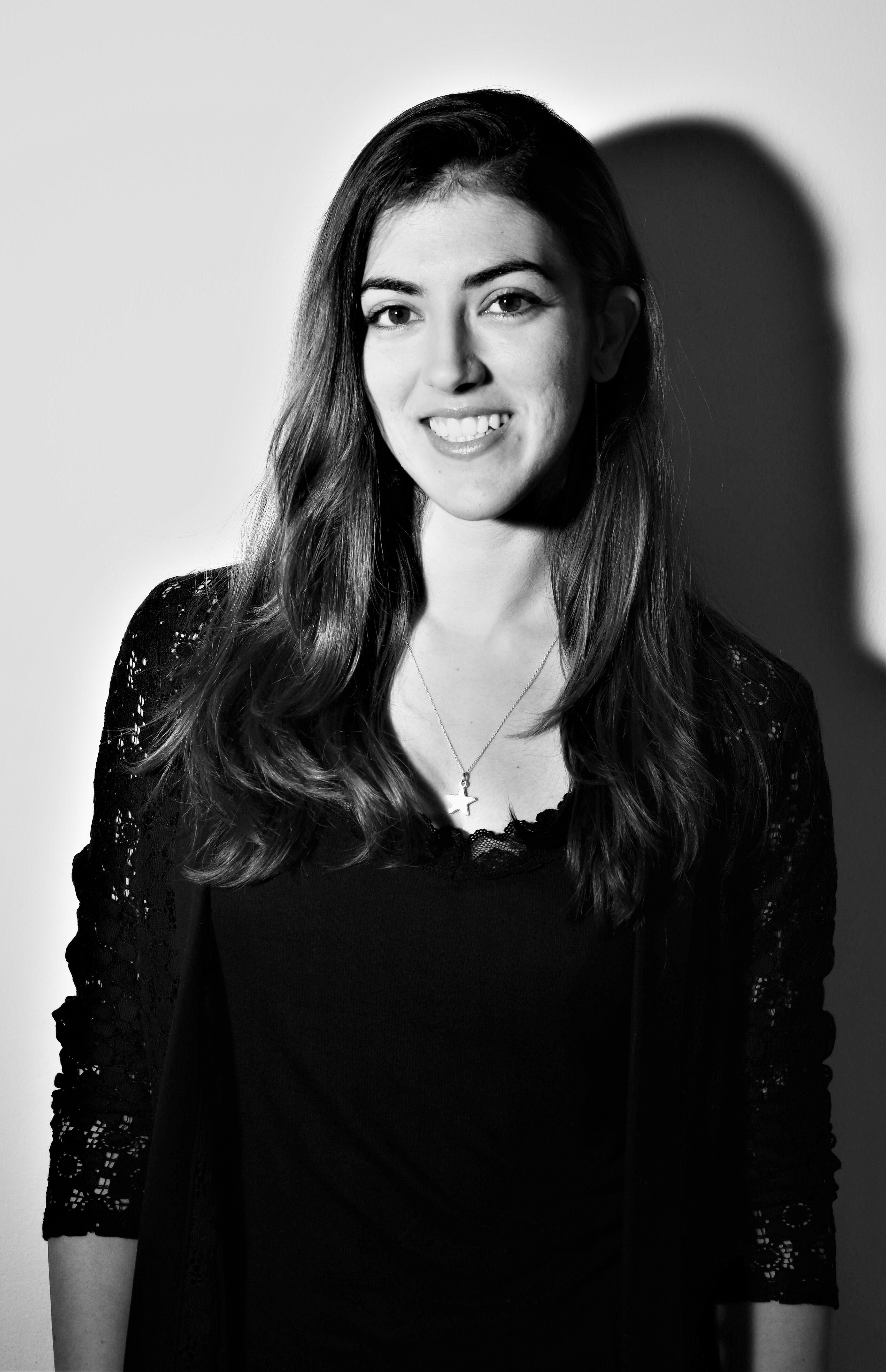 Marina Cortés : Profesora de Canto de Teatro Musical